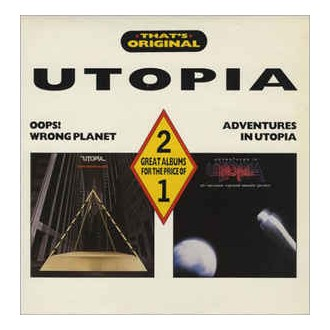 Utopia - Oops! Wrong Planet, Adventures In Utopia