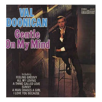 Val Doonican - Gentle On My Mind