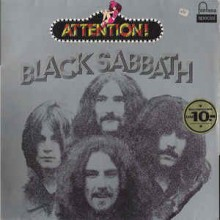 Black Sabbath- Attention! Black Sabbath!