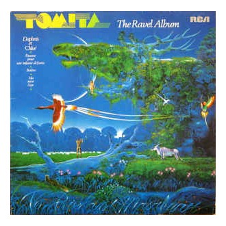 Tomita- The Ravel Album
