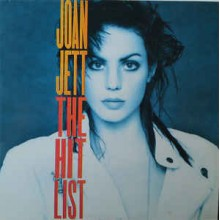 Joan Jett- The Hit List