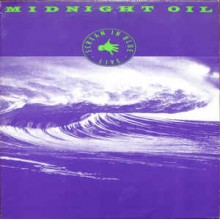 Midnight Oil- Scream In Blue-LIVE