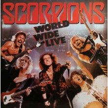 Scorpions- World Wide Live