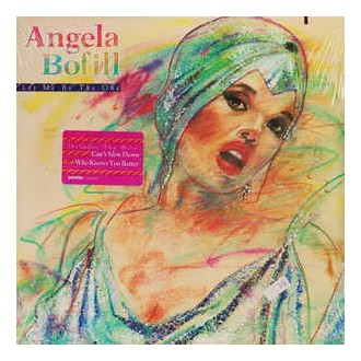 Avgela Bofill- Let Me Be The One