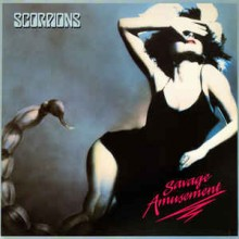 Scorpions- Savage Amusement