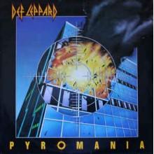 Def Leppard- Pyromania