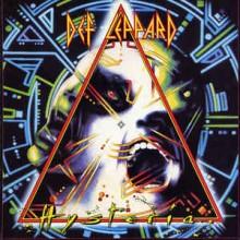 Def Leppard- Hysteria