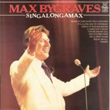 Max Bygraves- Sing Along A Max