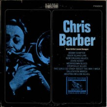 Chris Barber With Guest Artist Lonnie Donegan ‎– The Best Of Chris Barber