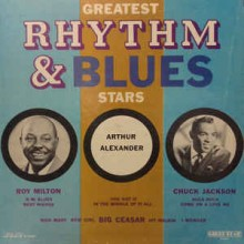 Various ‎– Greatest Rhythm & Blues Stars