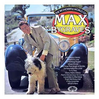 Max Bygraves – The Wonderful World Of Max Bygraves