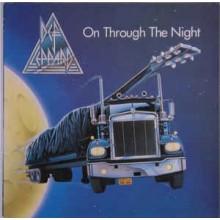 Def Leppard- On Through The Night