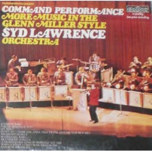 The Syd Lawrence Orchestra ‎– Command Performance