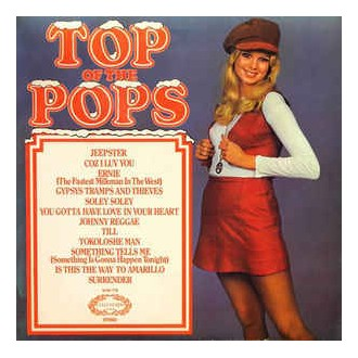 Various ‎– Top Of The Pops