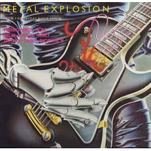 Various – Metal Explosion From The Friday Rock Show