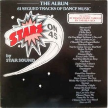 Starsound* / Long Tall Ernie And The Shakers ‎– Stars On 45 - The Album