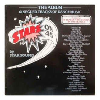 Starsound* / Long Tall Ernie And The Shakers – Stars On 45 - The Album