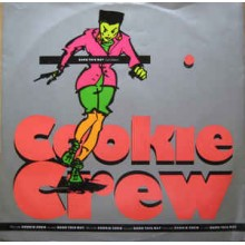 Cookie Crew* ‎– Born This Way (Let's Dance)