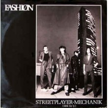Fashiøn ‎– Streetplayer - Mechanik