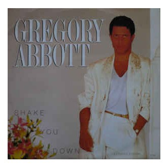 Gregory Abbott ‎– Shake You Down (Extended Version)