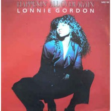 Lonnie Gordon ‎– Happenin' All Over Again