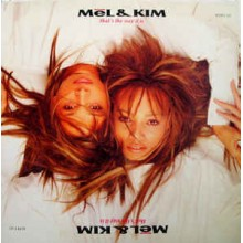 Mel & Kim ‎– That's The Way It Is
