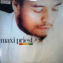 Maxi Priest ‎– Peace Throughout The World