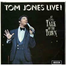 Tom Jones ‎– Tom Jones Live! At The Talk Of The Town