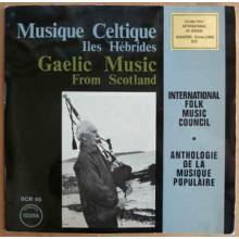 Various – Musique Celtique Iles Hébrides