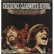 Creedence Clearwater Revival Featuring John Fogerty ‎– Chronicle - 20 Greatest Hits