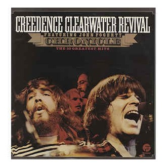 Creedence Clearwater Revival Featuring John Fogerty – Chronicle - 20 Greatest Hits