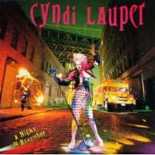 Cyndi Lauper – A Night To Remember
