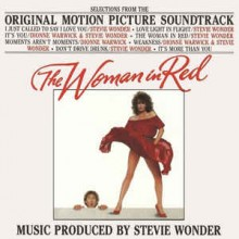 Various ‎– The Woman In Red - Original Motion Picture Soundtrack