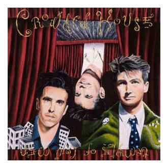 Crowded House – Temple Of Low Men