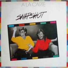 Snapshot – A La Carte