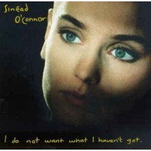 Sinéad O'Connor ‎– I Do Not Want What I Haven't Got