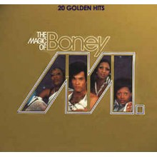 Boney M. ‎– The Magic Of Boney M.