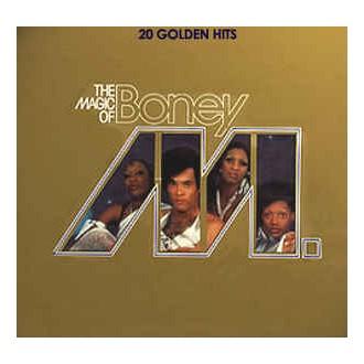 Boney M. – The Magic Of Boney M.
