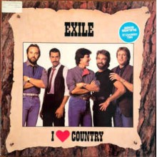 Exile ‎– I Love Country