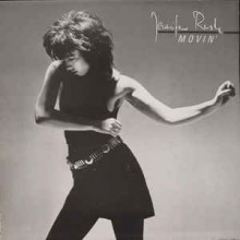 Jennifer Rush ‎– Movin'