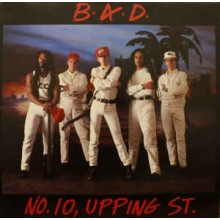 B.A.D. ‎– No. 10, Upping St.