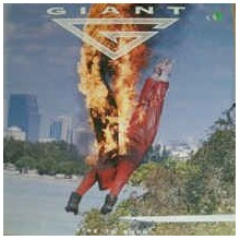 Giant ‎– Time To Burn