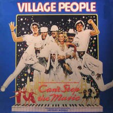 Village People ‎– Can't Stop The Music - The Original Soundtrack Album
