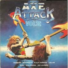 Various – Axe Attack Vol II