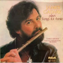 James Galway, Charles Gerhardt, National Philharmonic Orchestra ‎– James Galway Plays Songs For Annie