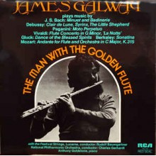 James Galway ‎– The Man With The Golden Flute