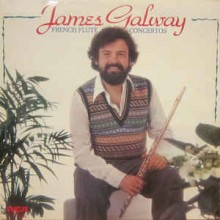 James Galway ‎– French Flute Concertos