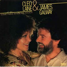 Cleo Laine & James Galway ‎– Sometimes When We Touch