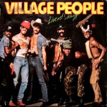 Village People ‎– Live And Sleazy