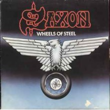 Saxon ‎– Wheels Of Steel